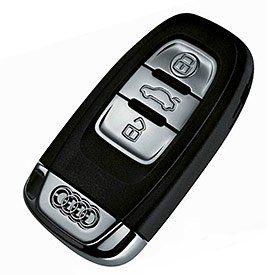 Mini Gadgets KCAud Audi Look Alike Keychain DVR Mini Gadgets