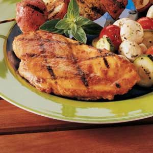 Curry Grilled Chicken this is a very tasty marinate! Makes the chicken very tender!