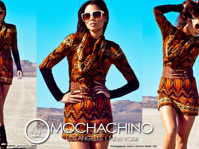 Mochachino Los Angeles New York. An international, bespoke, jet-setter lifestyle brand, presents The Ultrapolitan Runway Fashion Show.