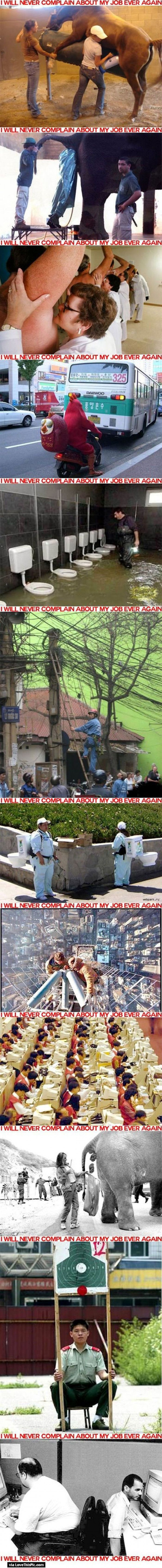 12 Images To Make You Never Complain About Your Job Again