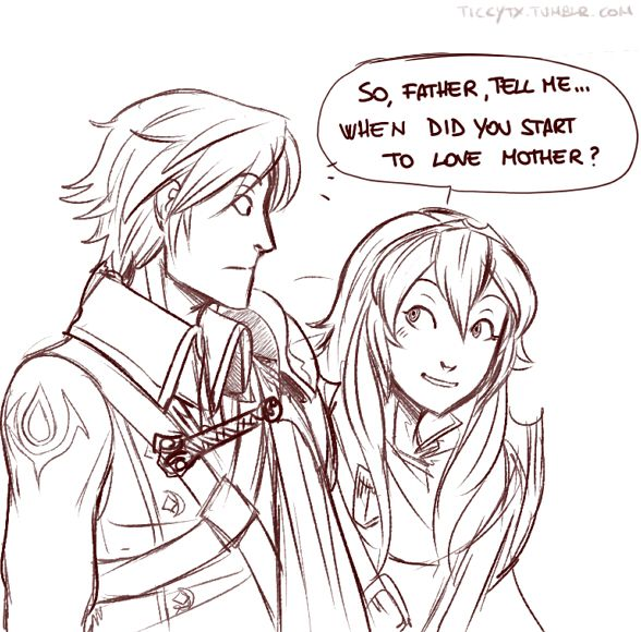 Fire Emblem 1 of 12 ...well, it's funny you should ask that..  Awkward conversation ensues. xD