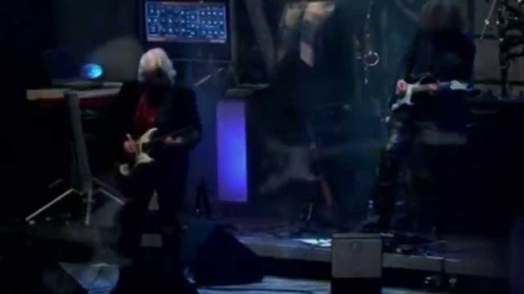 Tangerine Dream - Farewell to Edgar Froese.