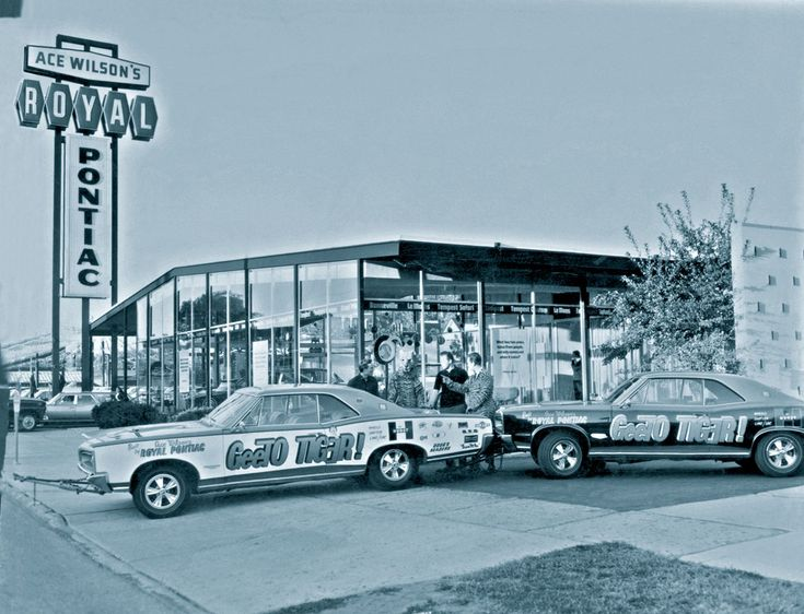 Chevy Dealer Lexington Ky >> pontiac drag cars - Google Search   Old Auto Dealers ...