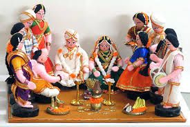 south indian dolls