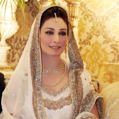 Pakistani Wedding Bridal Trend
