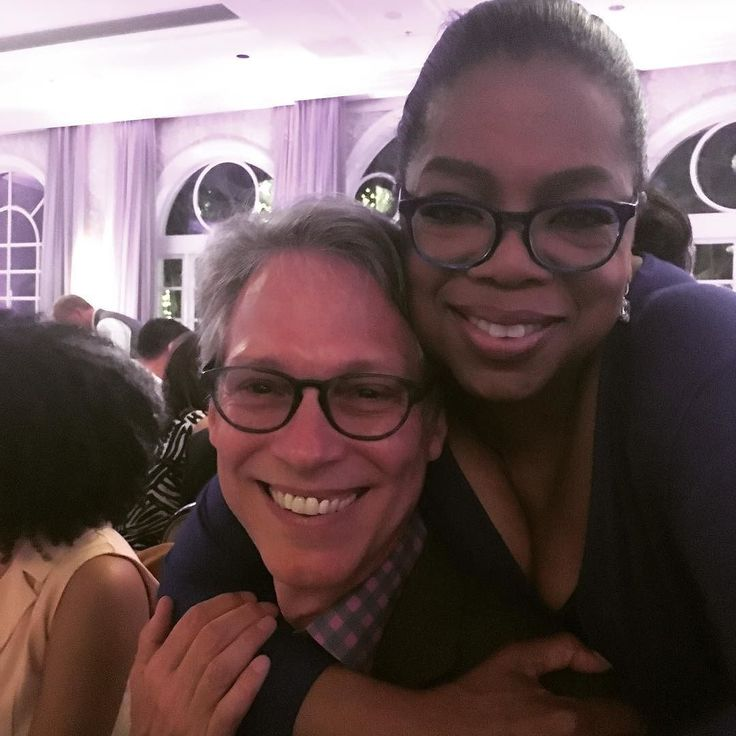 Photo by Wild author Cheryl Strayed. When @oprah hugs your husband. #wild #cherylstrayed #writinglife