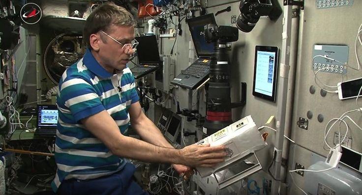 La Estación Espacial Internacional pondrá en órbita un satélite impreso en 3D - http://www.hwlibre.com/la-estacion-espacial-internacional-pondra-orbita-satelite-impreso-3d/