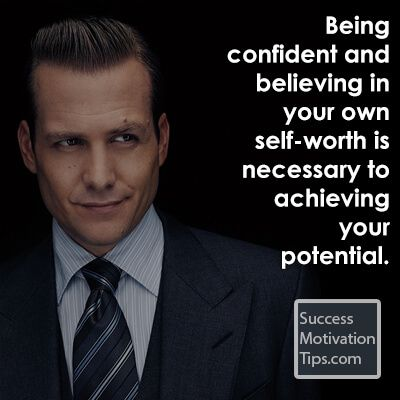 quotes on self confidence