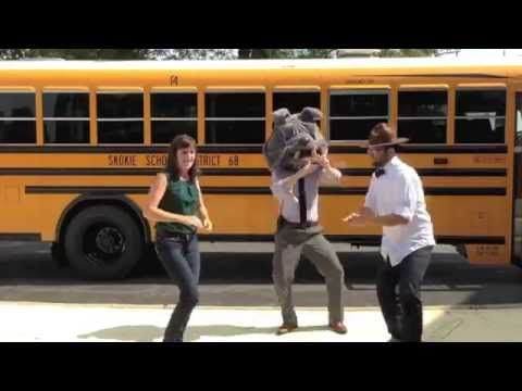 "School Bus Safety (Parody of ""Happy"", by Pharrell Williams) - Music Video"