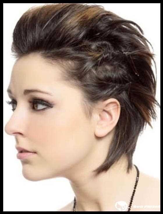 Große kurze Frisuren und Haarfarben Compilation f…