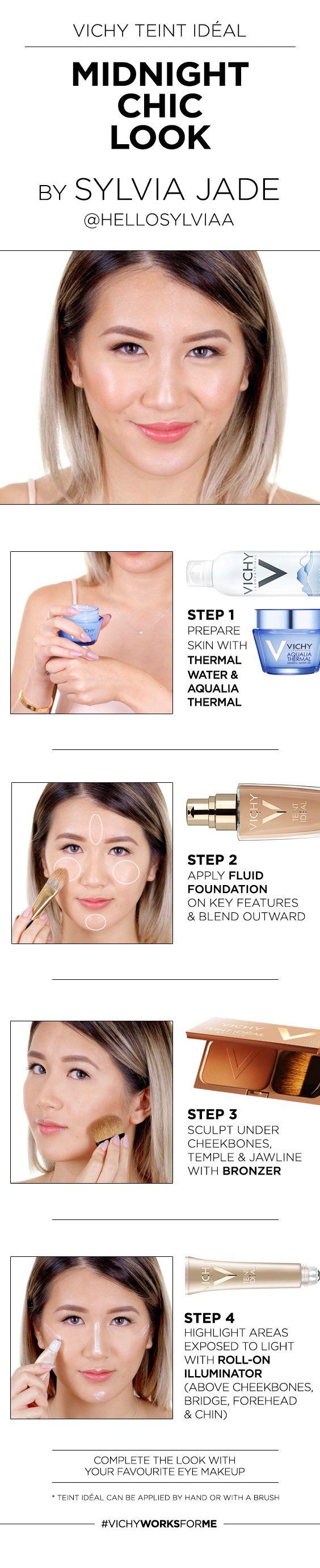 Find your Teint Idéal : http://www.vichy.ca/en/makeup-teint-ideal-info @hellosylviaa