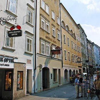 Hotel Krone 1512, Salzburg  Conveniently near the airport, Hotel Krone 1512 is in the heart of Salzburg, within walking distance of St. Sebastian's Church, Mirabell Palace, and Mozart's Birthplace. Also nearby are Salzburg Cathedral and Museum Carolino-Augusteum.   2980