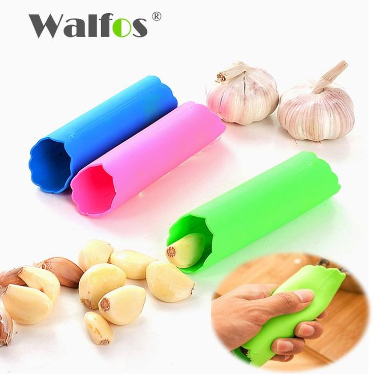 WALFOS Silicone Garlic Peeler Machine/Assort Colors