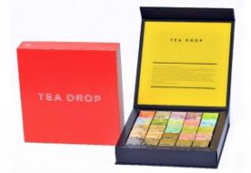 The Tea Drop - Tea Gift set is an exotic assortment of herbal and black tea favourites. Get this Gift Basket for mum as a Mother's Day Gift or a Housewarming gift for a friend. Gift Baskets are delivered to Sydney, Melbourne, Australia wide. http://goo.gl/h7MUVu #GiftBaskets   #Gifts   #MothersDayGifts   #MothersDay   #HousewarmingPresents   #HousewarmingGifts