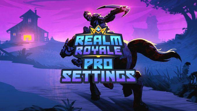 Realm Royale Pro Settings – Sensitivity, Setup & Gear 2019 – Pro