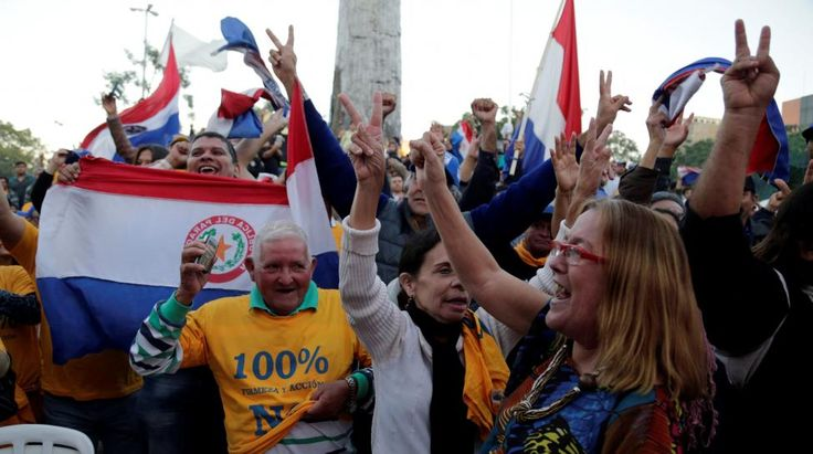 #world #news  Paraguay's lower house rejects presidential re-election amendment