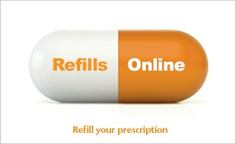 Refill your prescription online!  Lawtons – Look better. Feel better. Live better.
