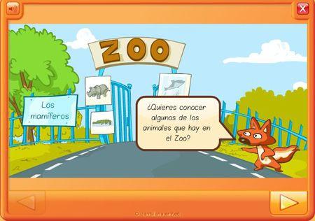 LOS ANIMALES | Recursos para Primer Ciclo