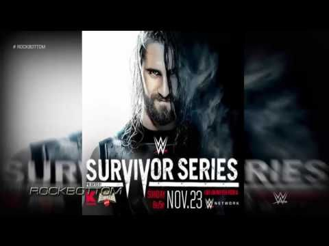 "WWE Survivor Series 2014 ""Edge of a Revolution"" Official Theme Song ᴴᴰ - YouTube"