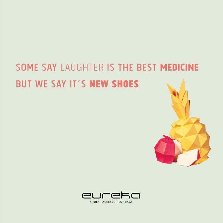 A criar sorrisos desde 2009!  Creating smiles since 2009! #eurekashoes #eurekalovers #inspiration #ss16 #blended