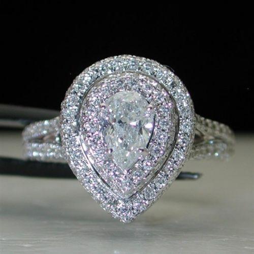 38 best Neil Lane Pear Engagement Ring images on Pinterest