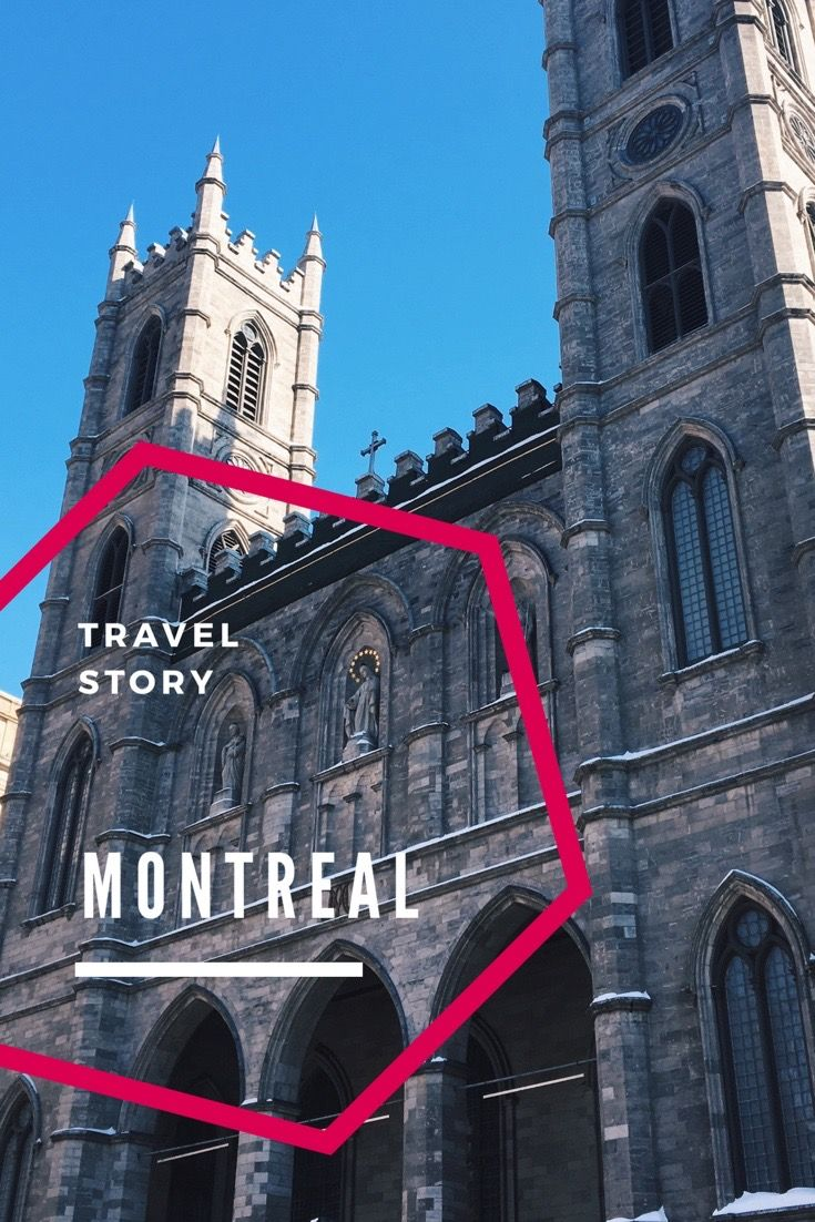 Montreal Reise Story 1 Tag in Montreal, Quebec. Sehenswürdigkeiten und Erlebnisse. Reisebericht im Winter. Montreal Travel Story Sights, Food and my experiences.
