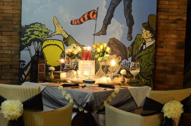 Romantic Dinner Nov 7, 2015 (1/2)
