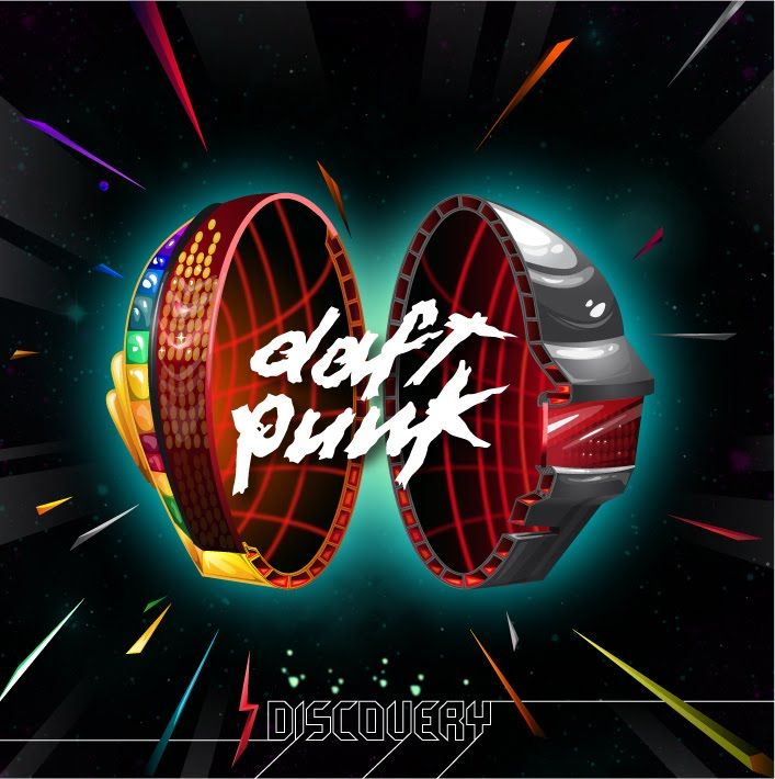 daft punk  | DAFT PUNK*