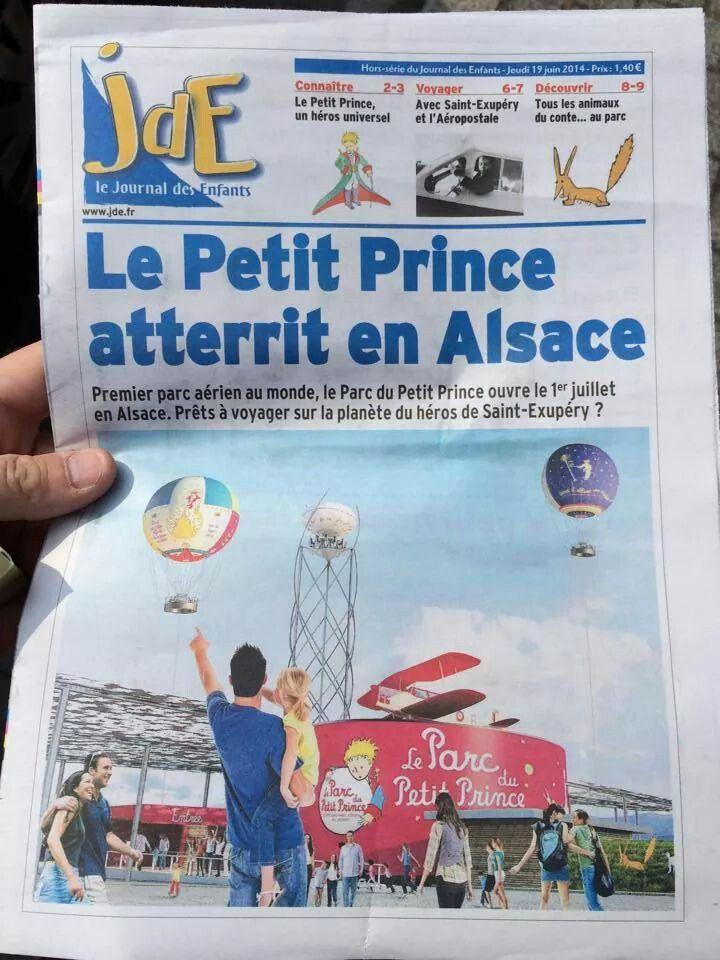 Petit prince ♡ Le parc !!!