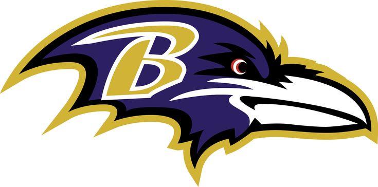 Baltimore Ravens | graphic design. visual communication. symbol. logo. sports logos. NFL. NFL logos.