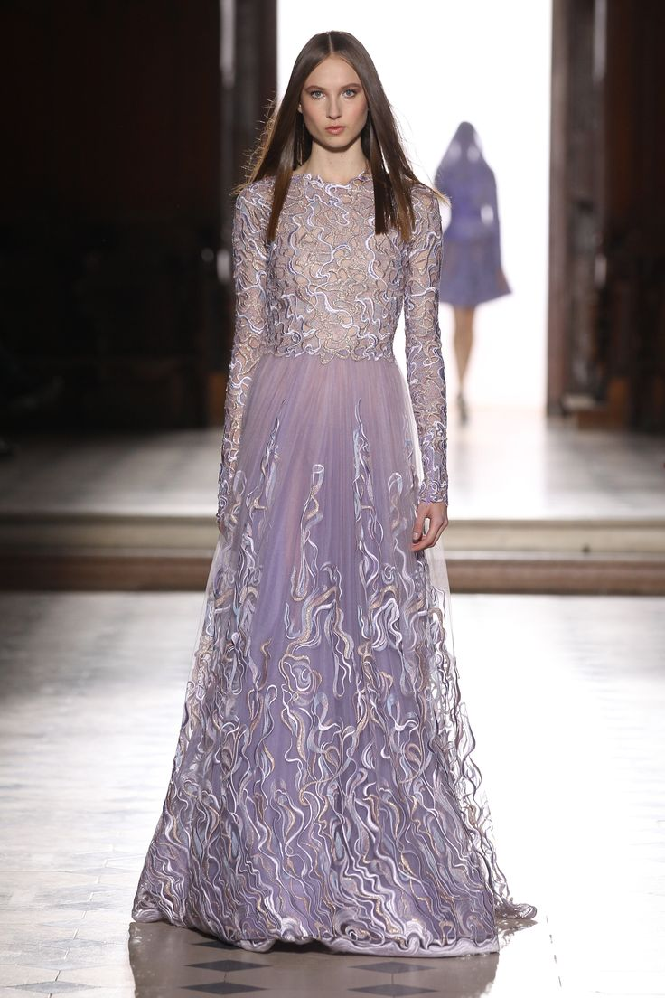 Tony Ward Couture Spring Summer 2016 l Style 27