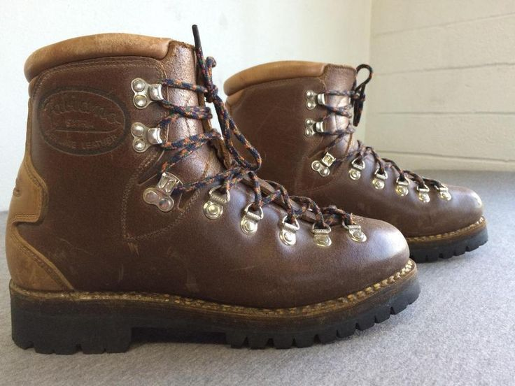 Details About Vintage Merrell Hiking Mountaineering