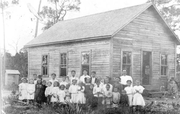 Florida Schools In The Early 1900s May Shock You. They're So Different.