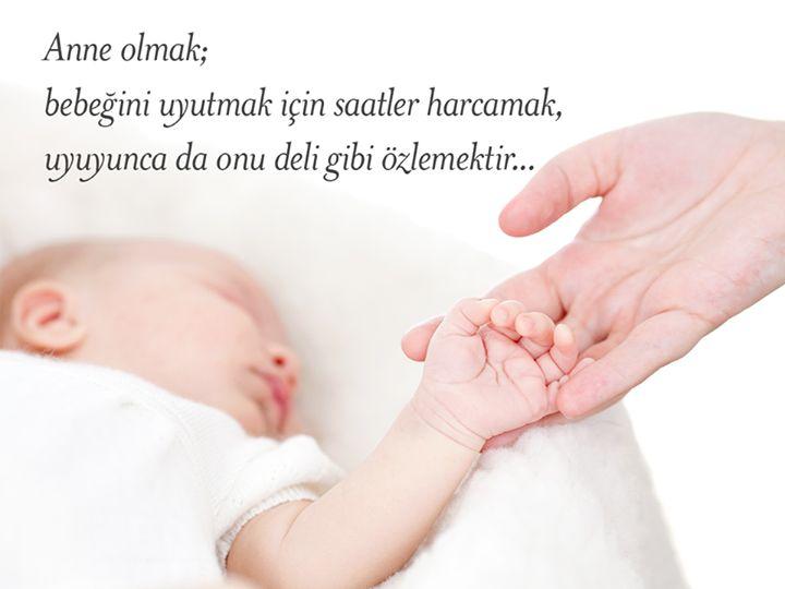 Anne Olmak Demek...