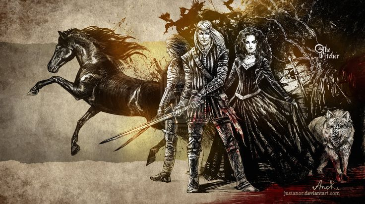 Blood And Glory by JustAnoR @ deviantart