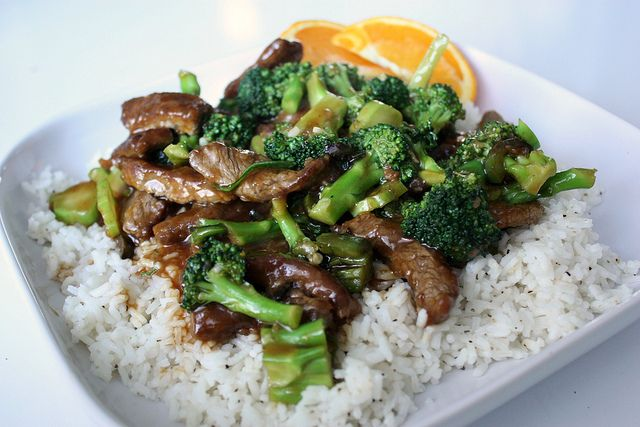 Slow Cooker Beef ~~~ Slow Cooker Beef & Broccoli is a real keeper, and the Oyster sauce is a key flavor in this recipe! Why go out to eat when you can make this delicious dish at home? ENJOY!