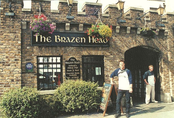 Brazen Head, Oldest pub in Dublin - Ireland