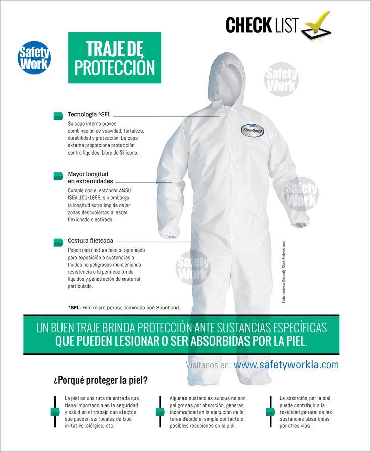 Traje de Protección | Safety work