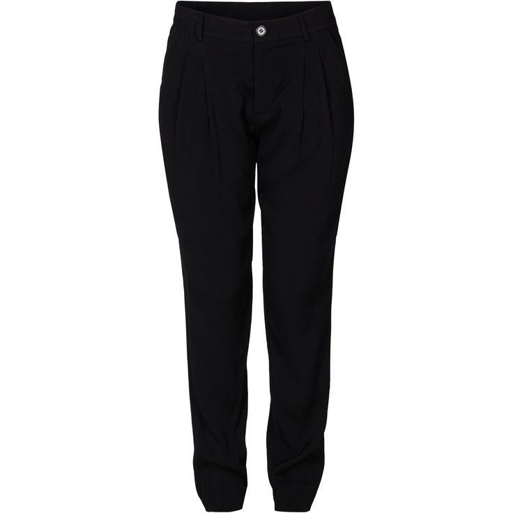 Jessie pant Dressy pant all black  Black Swan Fashion SS17