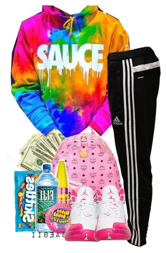 """Untitled #241"" by simoneswagg ❤ liked on Polyvore featuring adidas"