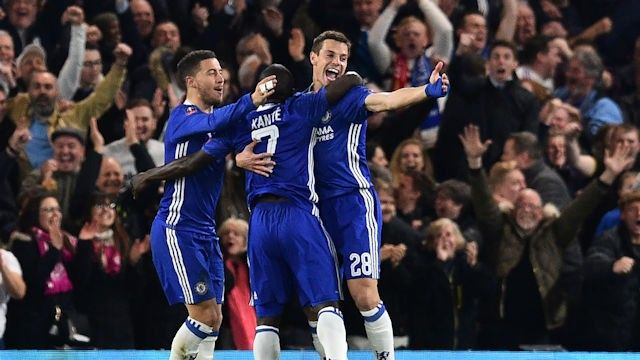 Report: Chelsea 1 Manchester United 0 | News | Official Site | Chelsea Football Club