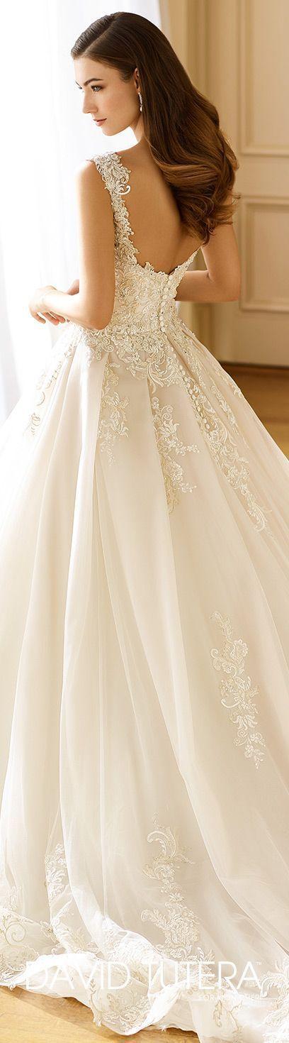 577 besten Wedding dresses Bilder auf Pinterest | Hochzeitskleider ...