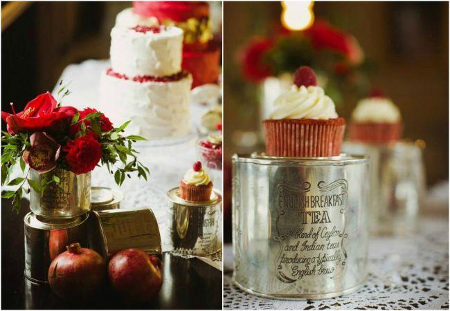 ¿Te casarías en Navidad? 25 detalles decorativos que te convencerán Image: 15