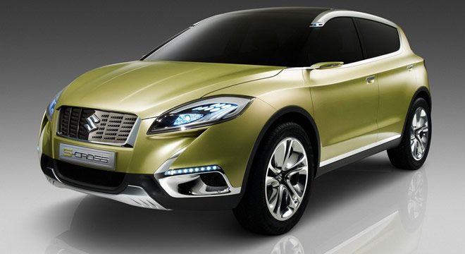 Suzuki S-Cross #AutoNews #BosMobil #Fyi