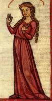 Abhandlung über  Kleidung des Hochmittelalters