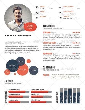 Wih! 7 Contoh CV Kreatif Yang Bikin Kamu Diburu Perusahaan | Ertina.com