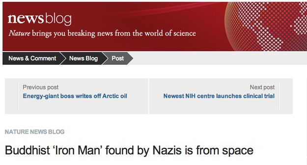 This one definitely doesn't need checking. | The 30 Most Head-Scratchingly Bizarre News Headlines Of All Time
