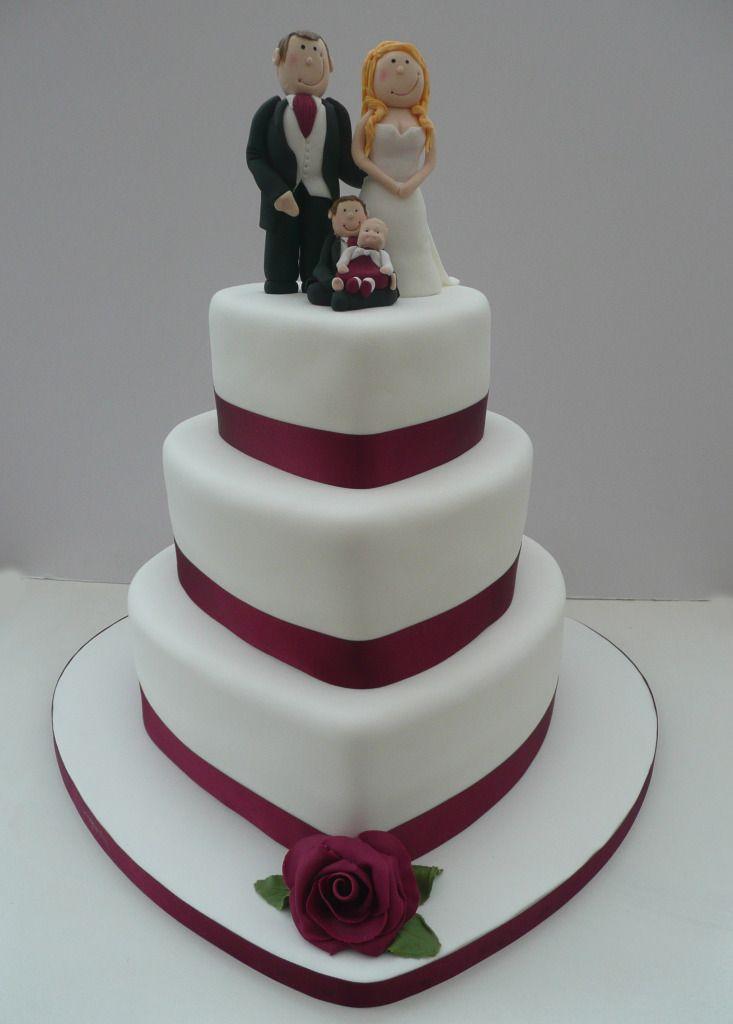 Best Photo Heart Shaped Wedding Cake wedding cakes ...