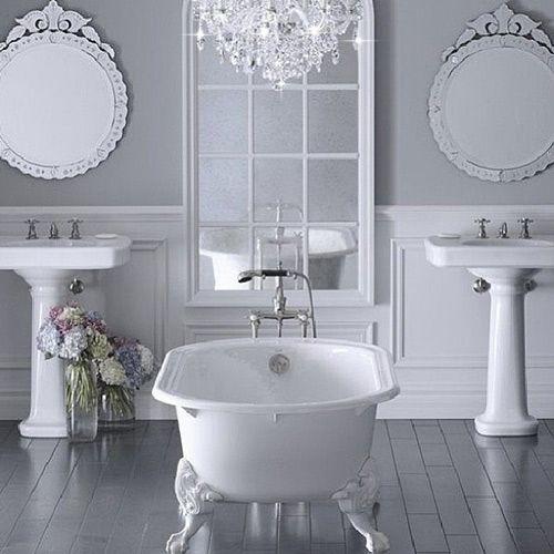 17 migliori idee su lampadari di cristallo su pinterest - Lampadario da bagno ...