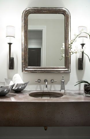Bathroom Vanities Greenville Sc 215 best powder room images on pinterest | bathroom ideas, small